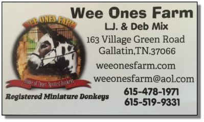 Wee Ones Farm